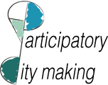 Participatory City Making Retina Logo